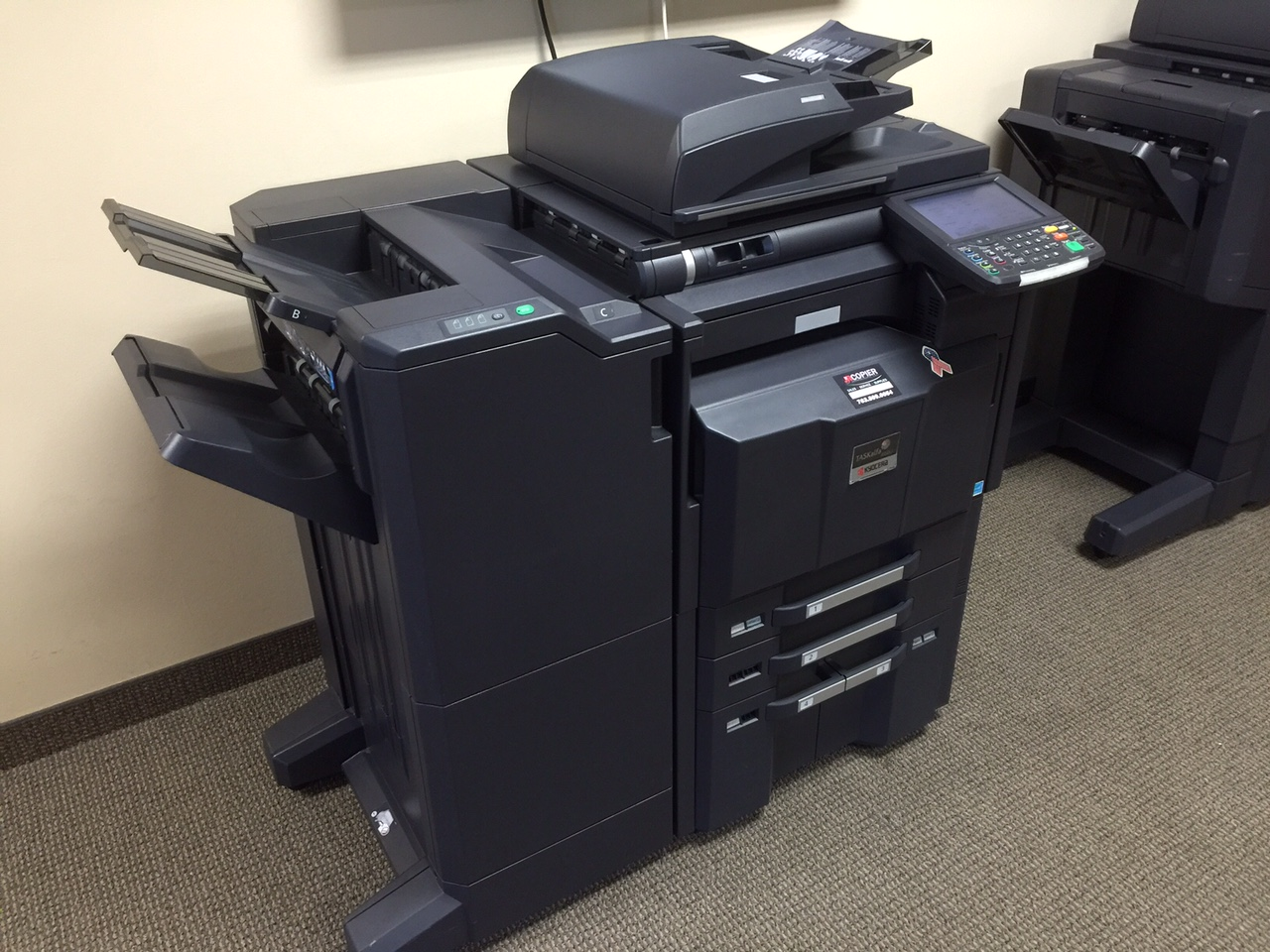 Copystar Copy Machine Leasing