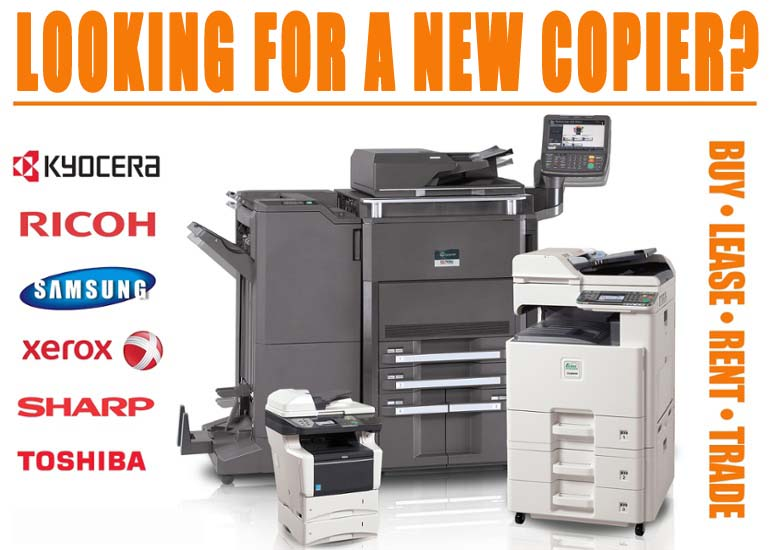 HP Copier Repair