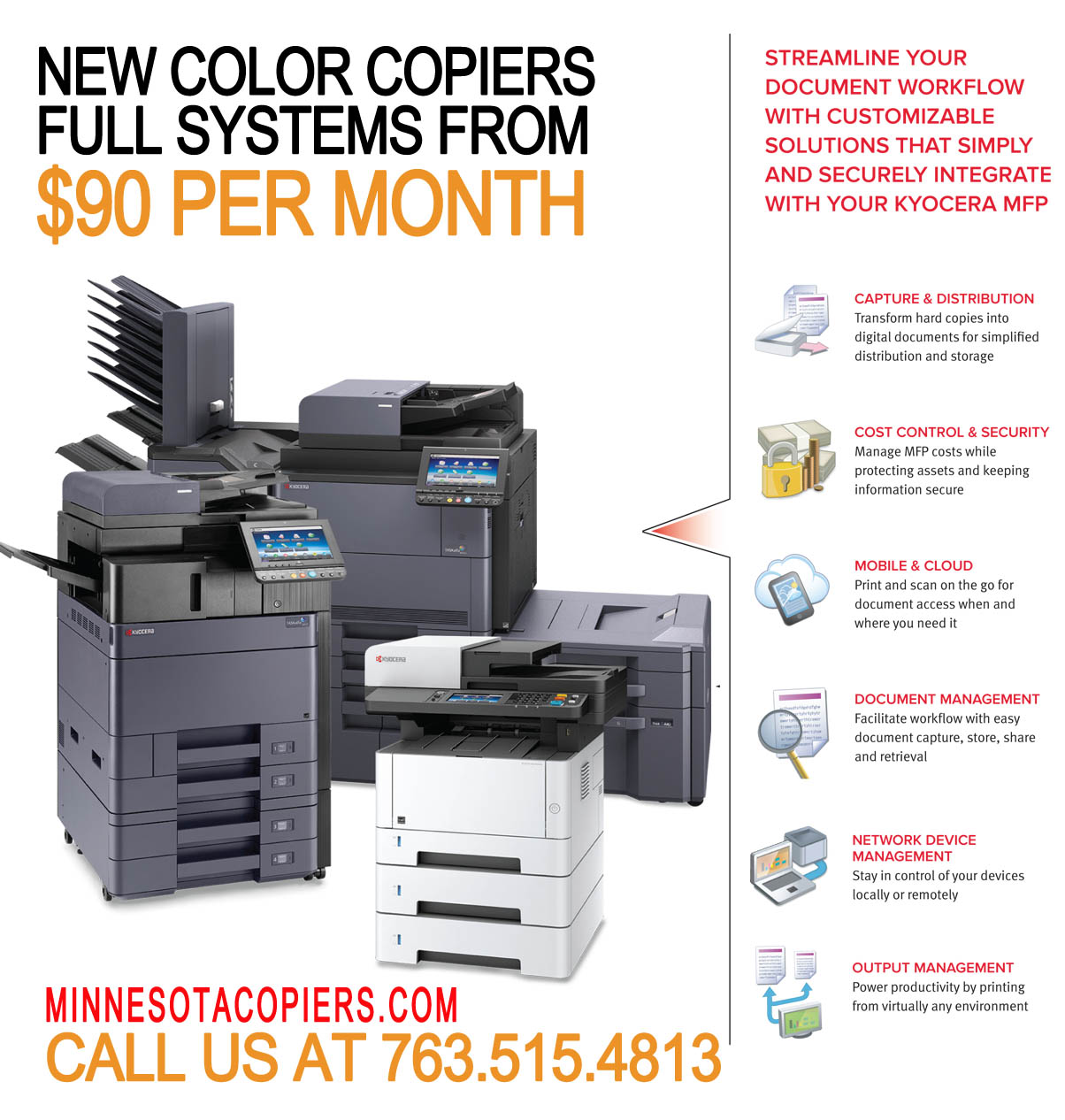 Xerox Printer End Of Lease